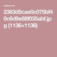2363d5cae0c075bf40c6d9e88f035abf.jpg (1136×1136)