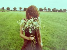 stop and smell flowers