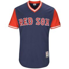 Boston Red Sox Cool Base MLB Custom Players Weekend Jersey