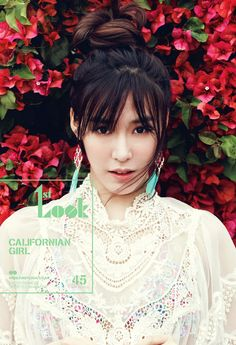 [OFFICIAL] Girls' Generation Tiffany – 1st Look Magazine, Vol.45, May 2013 ©1st Look MAGAZINE http://www.firstlook.co.kr