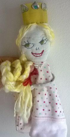 Rapunzel doll\ homemade
