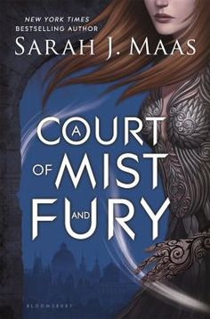 A court of mist and fury by Sarah J. Maas. Click on the image to place a hold on this item in Logan Library catalog.
