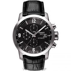Men's Tissot PRC200 Automatic Chronograph Watch
