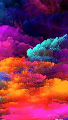 Pin by terry paster comeau on purple pinterest for Bright vibrant colors