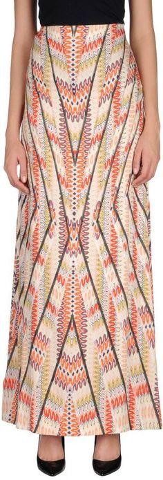 PF PAOLA FRANI Long skirts