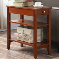 5b464a06869 American Heritage End Table End Tables With Drawers