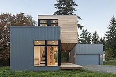 65 gorgeous shipping container house ideas on a budget (25)