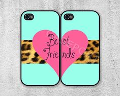 Best Friends iPhone 4 Case iPhone 4s Case iPhone 4 by CasePort, $15.99