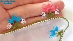 Floral, Flowers, Jewelry, Jewlery, Jewerly, Schmuck, Jewels, Jewelery, Royal Icing Flowers