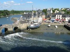 my french country home: brittany - a stunning region in western france