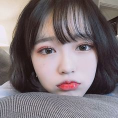 Asian pretty girl good-looking ulzzang ❤. Ulzzang Korean Girl, Cute Korean Girl, Cute Asian Girls, Beautiful Asian Girls, Cute Girls, Ulzzang Makeup, Uzzlang Girl, Hey Girl, Pixie Hair