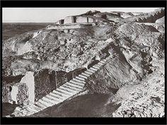 URUK - Ruines de la Ziggurat d'An et du Temple Blanc.