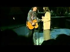 ▶ John Prine & Nanci Griffith - The Speed Of The Sound Of Loneliness - YouTube