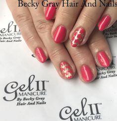 #gelii #manicure little me #nails #nailart #moyoulondon #showscratch #tcbg