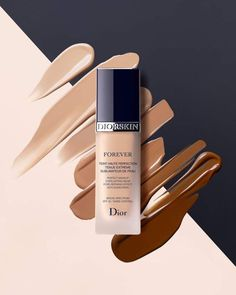 Olivier Arnaud still life photographer x Christian Dior cosmetics - Dior skin - make up Forever Foundation, Perfect Foundation, Foundation Sponge, Liquid Foundation, Dior Forever, Forever Rose, Cosmetic Items, Perfect Makeup, Broad Spectrum