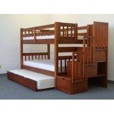 Triple Decker Bunk Beds - Great for Cottage - InfoBarrel