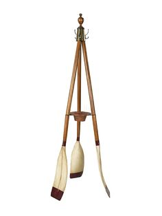 Garderobenständer clipart  Rowing Oar Coat Rack With Multiple Hooks | Rowing | Pinterest ...