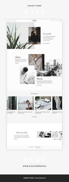 Easy-to-use Showit website templates for creative small business owners. Design Web, Creative Web Design, Web Design Trends, Minimal Website Design, Website Design Layout, Blog Layout, Website Design Inspiration, Layout Inspiration, Maquette Site Web
