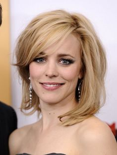 Rachel McAdams <3 Respect for this beautiful woman :)