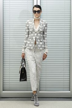 Thom Browne Resort Collection #r29summerstyle