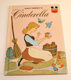 Disney Random House book Cinderella - Google Search