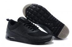 Met prezzo nike uomo air max thea triple nere scarpe da ginnastica acquisto online 2015