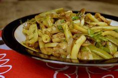 Salata sa boranijom i šampinjonima