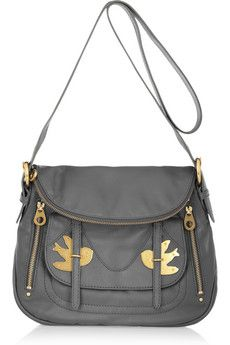 Marc Jacobs does bags so well...