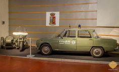 De Italiaanse politieauto - CineCars