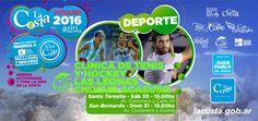 Acasuso y Las Leonas brindarán clínicas deportivas gratuitas - Noticias