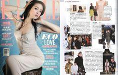 MING IN Elle Taiwan