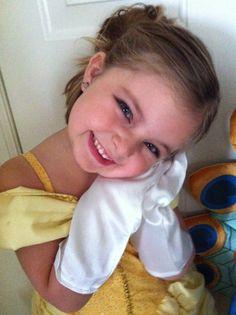 Disney Princess Belle! Halloween costume