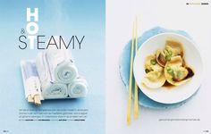 Editorial design JAN 04 2009, food