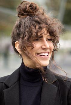 Idée Tendance Coupe & Coiffure Femme 2017/ 2018 : Curls
