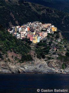 Cinque Terre, Liguria, Italy  I need to go back! So many travelers miss Chinque Terre. It's like time stood still.