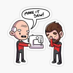 Favorites | Redbubble Sticker Shock, Star Trek Captains, Thing 1, Cute Cards, Science Fiction, Nerdy, Sci Fi, Give It To Me, Geek Stuff