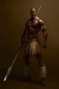 Real Photo Of Shaka Zulu | Shaka Zulu - Deadliest Warrior: The Game Wiki
