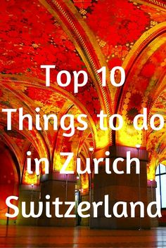 10 Things to do in Zurich Switzerland Top 10 Things to do in Zurich, Switzerland.Top 10 Things to do in Zurich, Switzerland. Europe Travel Guide, Europe Destinations, Travel Info, Travel Tips, Travelling Europe, Budget Travel, Travel Guides, Switzerland Places To Visit, Switzerland Vacation