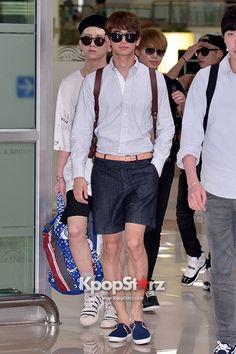 SHINeeの空港ファッション、アリーナツアー新潟公演終え日本から帰国【写真15枚】 : 写真 : KpopStarz 日本語版
