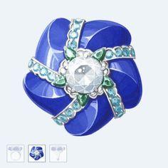 925 Solid Silver Lapis Lazuli 12.2 tcw Drop Dangle Earrings Low Price