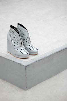 SHOWSTUDIO - shoes J. JS Lee