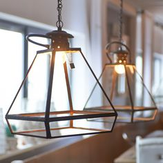 Riviera Maison Meatpacking District Hanging Lamp