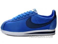 869caf4cd2a Nike Classic Cortez Nylon Game Royal Navy White New Style Cn7rZi
