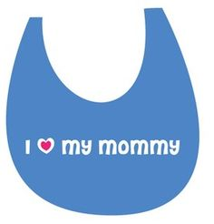 baby photo booth cut outs bibs