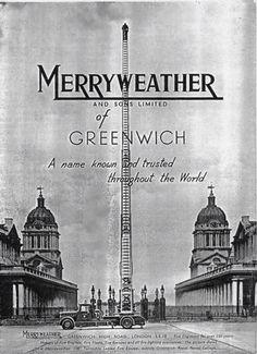Merryweather Fire Engines, Greenwich