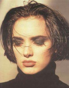 Fierce 90's Beauty Winona Ryder