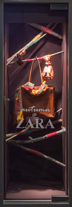 Fall Windows 2014 - Visual Merchandising Arts, School of Fashion at Seneca College.