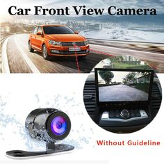 Parts & Accessories Inventive Car Rear View Reverse Backup Parking Camera License Plate Night Vision 170° Ntsc Elegant Appearance