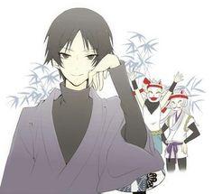 Kamisama Hajimemashita (神様はじめました) - Kirihito (霧仁) - Akura-Ou (悪羅王)