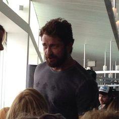 Gerard Butler: Ellery Fashion Show - Sydney, Australia - April 6, 2014
